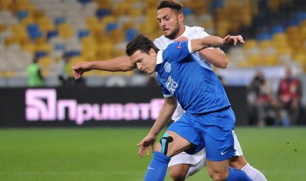 Коноплянка и Д'Амброзио станут одноклубниками? Фото Football.ua