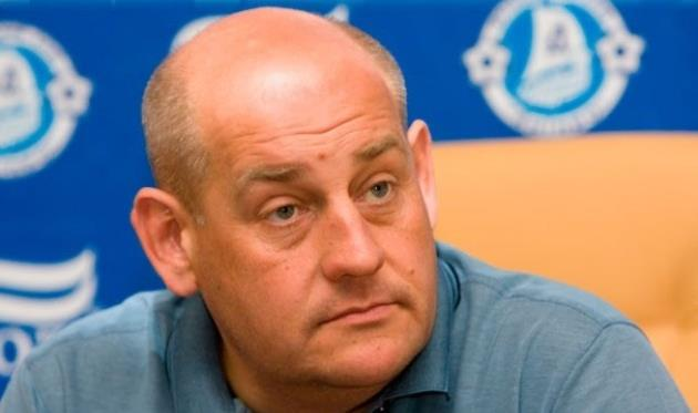 Андрей Стеценко, фото www.fcdnipro.ua
