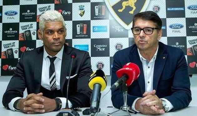 Абель Шавьер (слева), фото из твиттера
