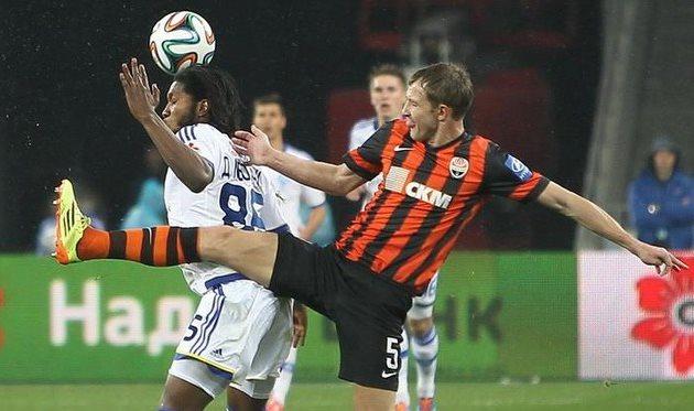 Кучер против Мбокани, фото - СТАНИСЛАВ ВЕДМИДЬ, Football.ua