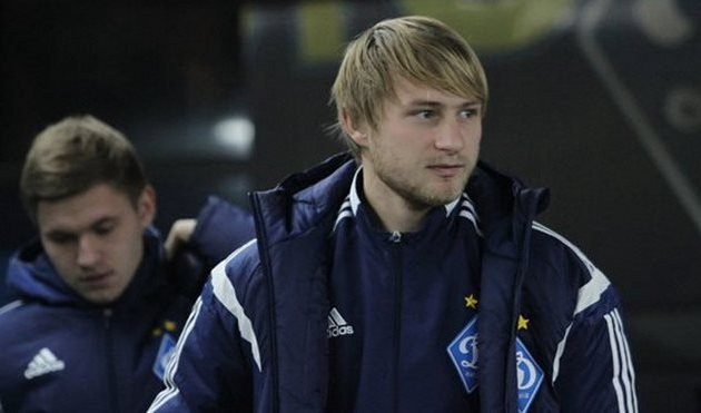 Роман Безус, фото Олега Дубины, Football.ua
