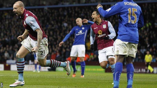 Хаттон забил победный мяч, AFP