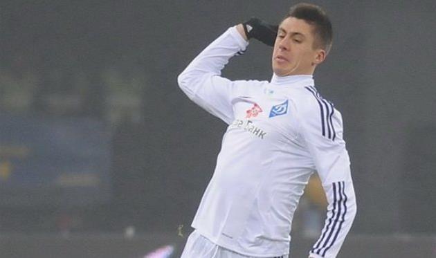 Евгений Хачериди, © Илья Хохлов, Football.ua