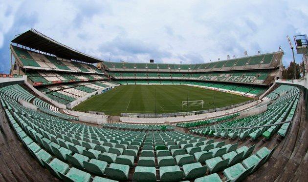 Стадион Бетиса, realbetisbalompie.es