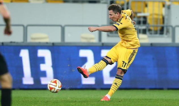 Василий Кобин, фото football.ua