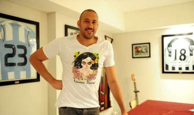 Хонас Гутьеррес, фото www.ole.com.ar