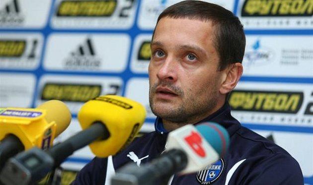 Роман Санжар, фото Романа Шевчука, Football.ua