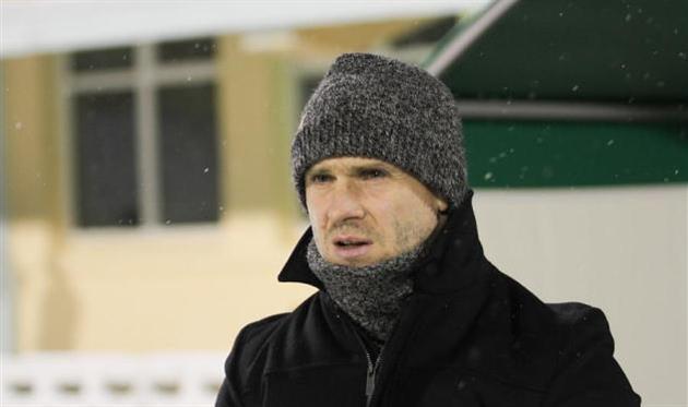 Сергей Ребров, фото О.Дубины, Football.ua