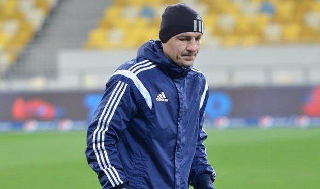 Максим Шацких. © БОГДАН ЗАЯЦ, Football.ua