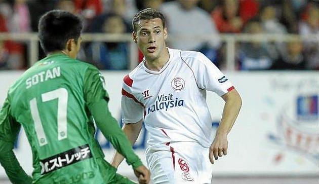 Себастьян Кристофоро, insidespanishfootball.com
