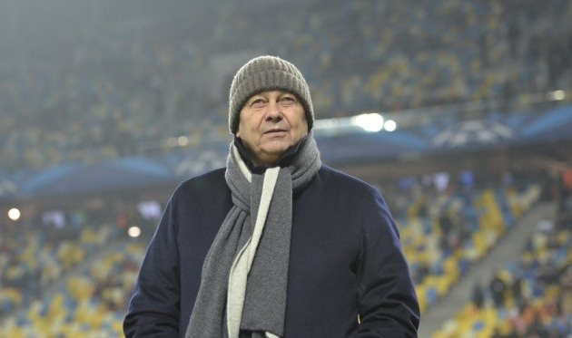 Мирча Луческу, фото Б.Заяц, Football.ua