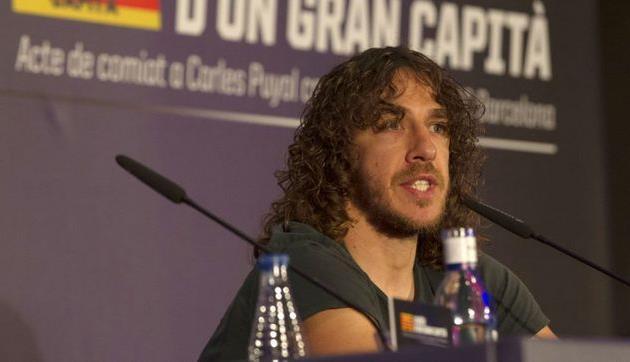 Карлес Пуйоль, as.com