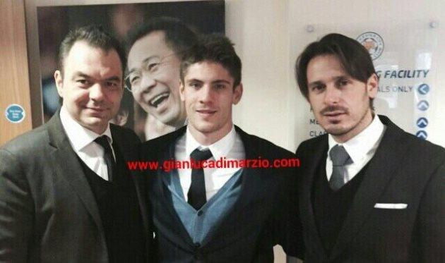 Андрей Крамарич (в центре), фото gianlucadimarzio.com