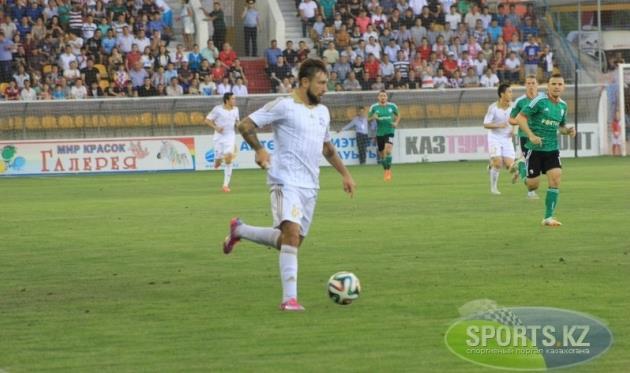 Алексей Антонов, sports.kz