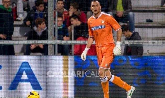 Желько Бркич, фото www.cagliaricalcio.net