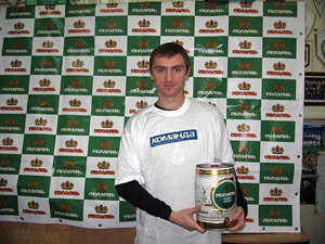 Андрей Воробей, фото komanda.com.ua