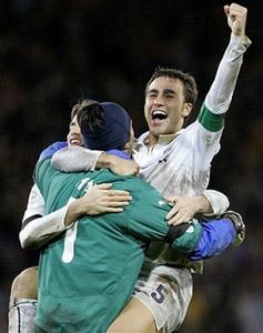 Итальянская радость, фото AP