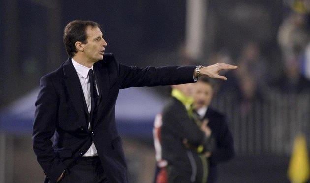 Массимилиано Аллегри, фото Juventus.com