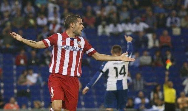 Марио Суарес, insidespanishfootball.com