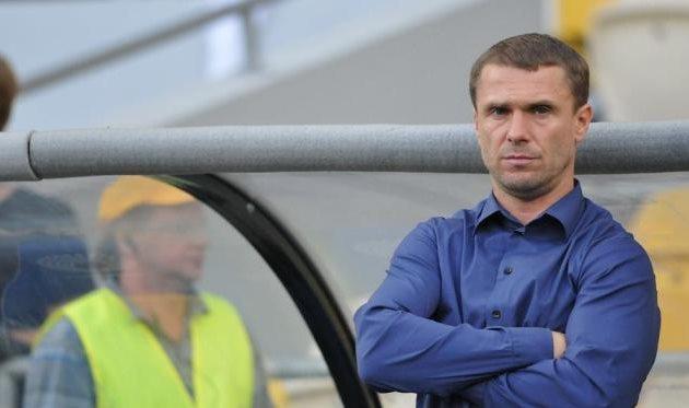 Сергей Ребров, Football.ua