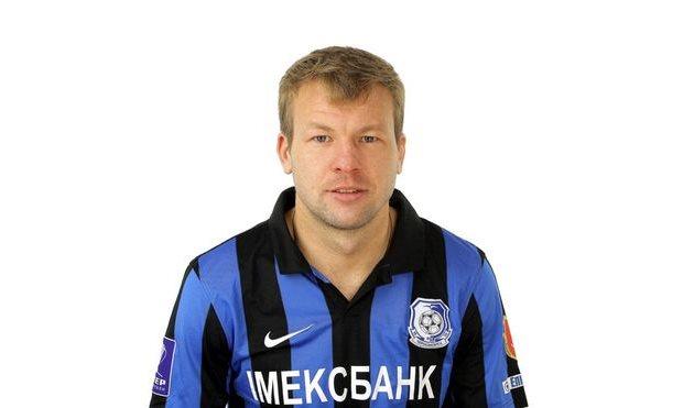 Руслан Фомин, chernomorets.odessa.ua