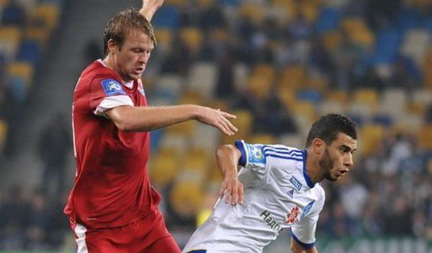 Руслан Фомин, фото Football.ua