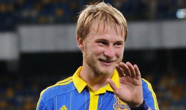 Роман Безус, фото Football.ua