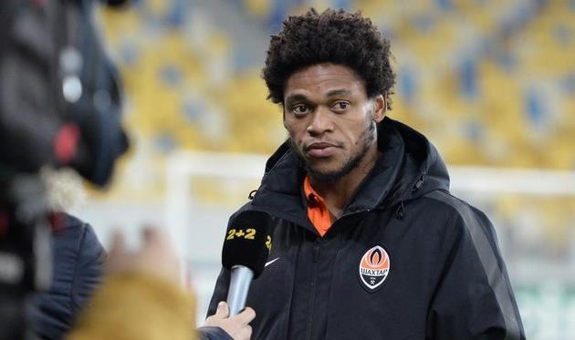 Луис Адриано, фото © БОГДАН ЗАЯЦ, Football.ua