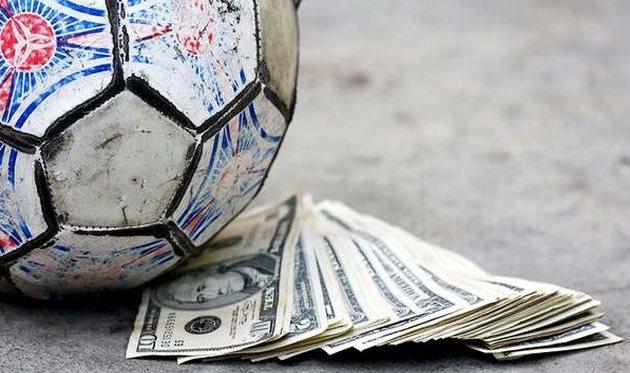 Обнародованы зарплаты футболистов ФК