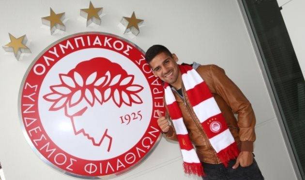 Франко Хара, фото www.olympiacos.org