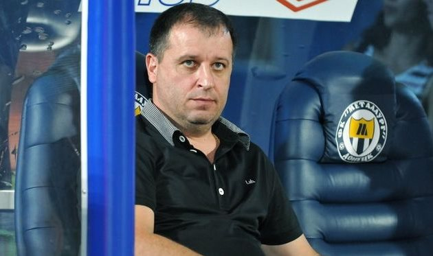 Юрий Вернидуб, фото М. Масловского, Football.ua