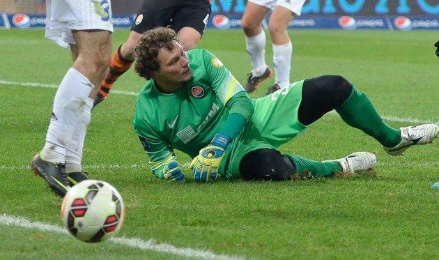 Андрей Пятов, фото © БОГДАН ЗАЯЦ, Football.ua