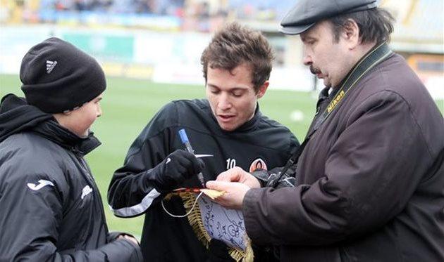 Бернард, фото Football.ua