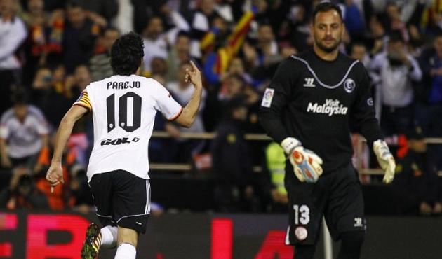 Дани Парехо оформил дубль, Marca