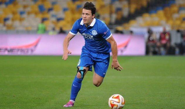 Евгений Коноплянка, фото © ИЛЬЯ ХОХЛОВ, Football.ua