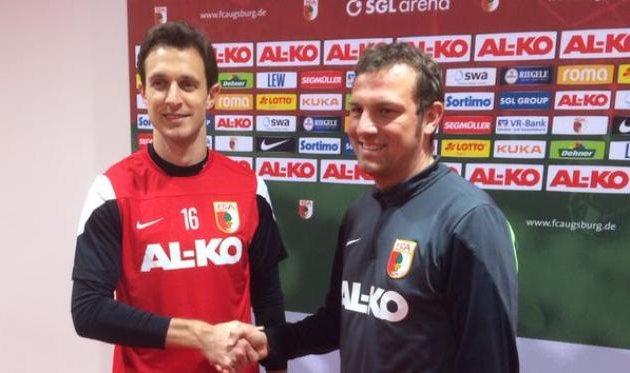 Кристоф Янкер (слева), фото twitter.com