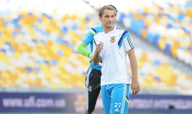 Евгений Макаренко, ФОТО И. ХОХЛОВА, FOOTBALL.UA