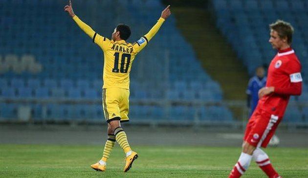 Клейтон Шавьер, фото Романа Шевчука, Football.ua
