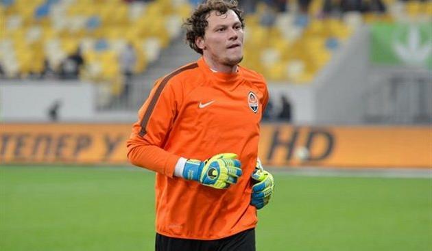 Андрей Пятов, фото Богдана Заяца, Football.ua