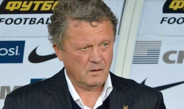 Мирон Маркевич, фото Б. Заяца, Football.ua