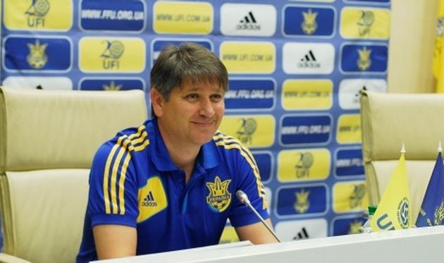 Сергій Ковалець, FFU.ORG.UA