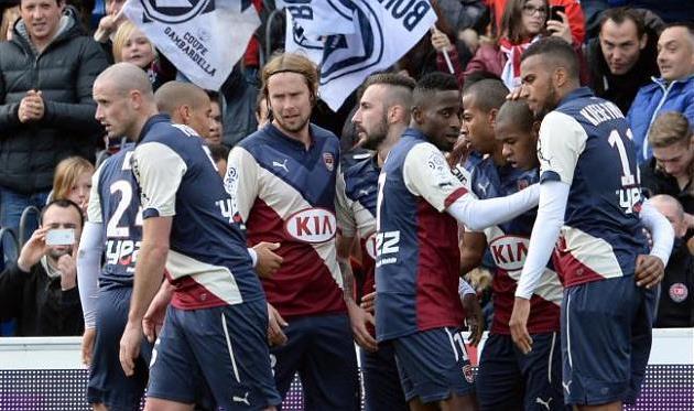 Бордо, francefootball.fr