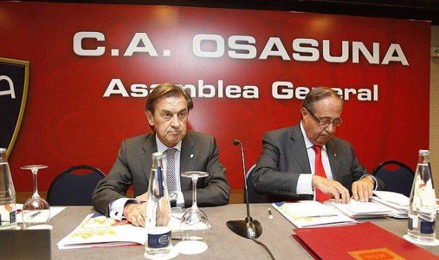 Анхель Бискай (справа), фото www.noticiasdenavarra.com