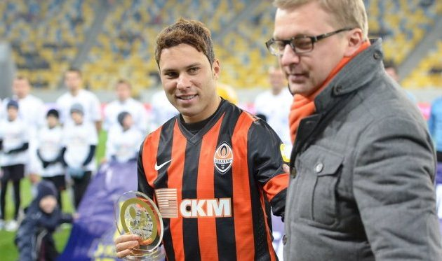 Марлос и Сергей Палкин, фото Б.Заяца, Football.ua