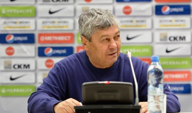 Мирча Луческу, фото © БОГДАН ЗАЯЦ, Football.ua