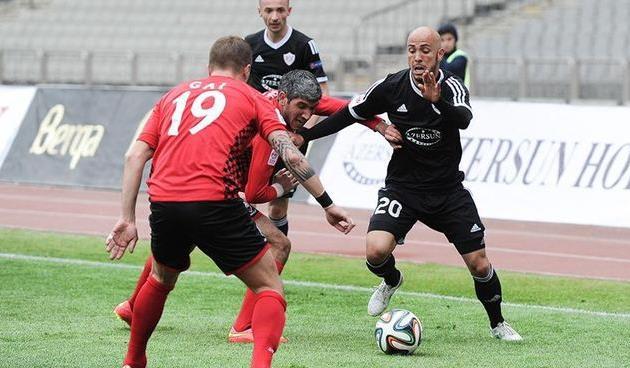 Алексей Гай (слева), фото azerisport.com