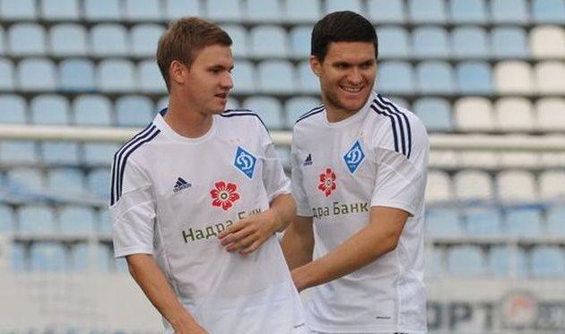 Калитвинцев и Селин, фото И. Хохлова, Football.ua
