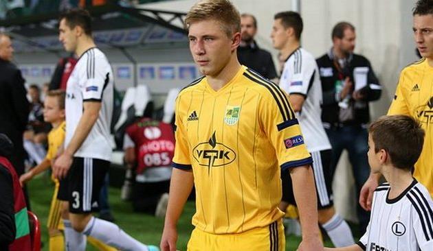 Артем Радченко, фото Романа Шевчука, Football.ua