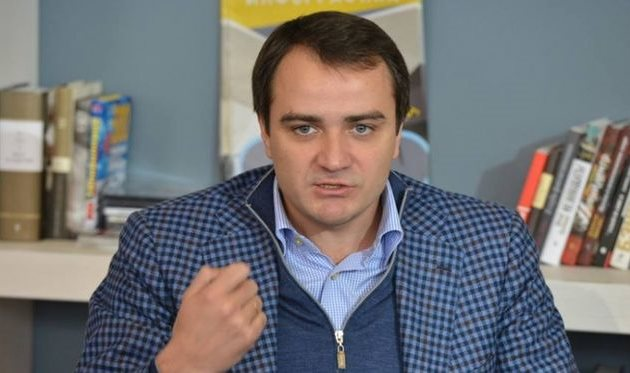 Андрей Павелко, ffgd.org.ua