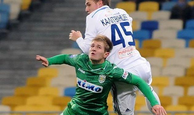 Денис Мірошніченко, фото Football.ua